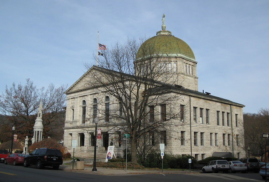 Bradford County Courthouse Nov 09