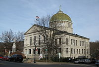 Bradford County Courthouse Nov 09.jpg