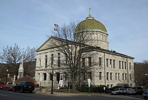 Bradford County Courthouse