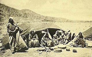 Brahui people ethnic group