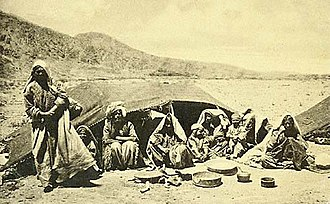 Brahui people - Image: Brahui people of Quetta
