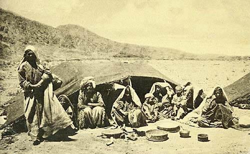 Brahui people of Quetta
