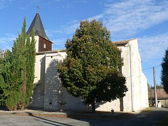 Bran, Charente-Maritime - St Andrews Church