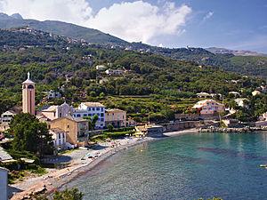 Korsika: Brando-Lavasina hameau-1
