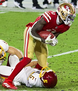 Brandon Aiyuk American football wide receiver