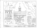 Brandywine Academy, 5 Vandever Avenue, Wilmington, New Castle County, DE HABS DEL,2-WILM,8- (sheet 2 of 2).png