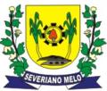 Brasão de Severiano Melo-RN, Brasil.png