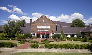 Barton, Australian Capital Territory - Brassey Hotel