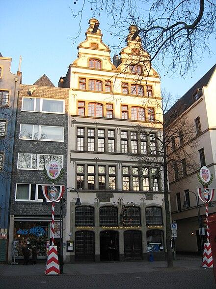 Alter Markt (Köln) - Wikipedia