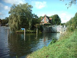 Bray Lock - Bray Lock, Buckinghamshire