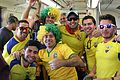 Brazil and Croatia match at the FIFA World Cup (2014-06-12; fans) 29.jpg