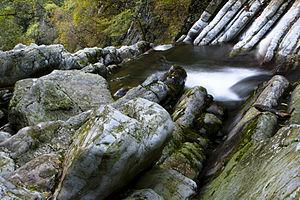 Breggia, Switzerland - Breggia River