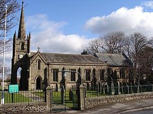Bretherton - Image: Bretherton Church