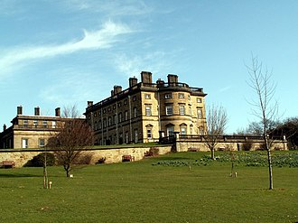 Bretton Hall College of Education - Bretton Hall (2007), shortly before closure of the campus