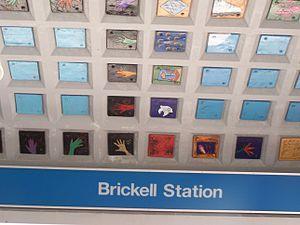 Brickell station