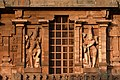 Brihadishwara Temple, Dedicated to Shiva, built by Rajaraja I, completed in 1010, Thanjavur (140) (37466247292).jpg
