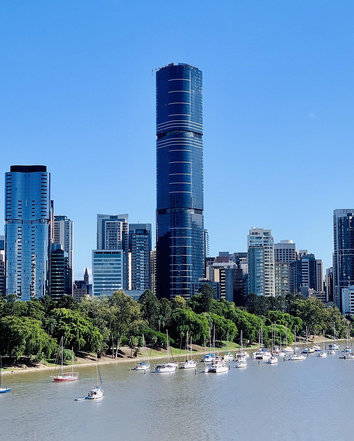 Brisbane Skytower Wikipedia