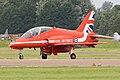 British Aerospace Hawk T.1 'XX232' (35239136880).jpg