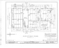 Britton-Cubberly House, New Dorp Lane, New Dorp, Richmond County, NY HABS NY,43-NEDO,1- (sheet 1 of 11).png