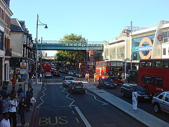 Brixton Road - Brixton Road, looking north