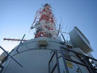 Broadcasting - Broadcasting antenna in Stuttgart