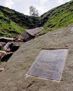 Bronte Waterfall - geograph.org.uk - 46683