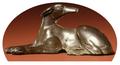 Bronzen beeldje hazewindhond ForumHadriani 015501 RMO Leiden bis..png