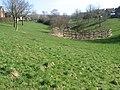 Brook through Hadfield - geograph.org.uk - 1209566.jpg