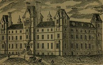 Toronto General Hospital - The Toronto General Hospital as it appeared in 1895
