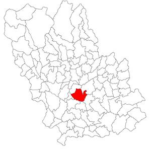 Bucov - Image: Bucov jud Prahova