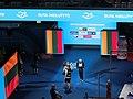 Budapest2017 fina world championships 100breaststroke Ruta Meilutyte Lithuania.jpg