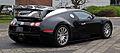 Bugatti Veyron 16.4 – Heckansicht (2), 5. April 2012, Düsseldorf.jpg