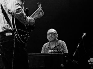 2006 in Norwegian music - Bugge Wesseltoft at the Moers Festival.