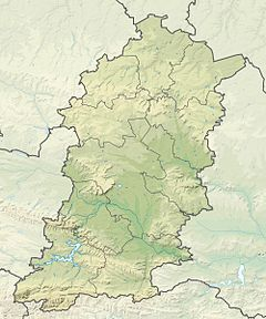 Bulgaria Shumen Province relief location map.jpg