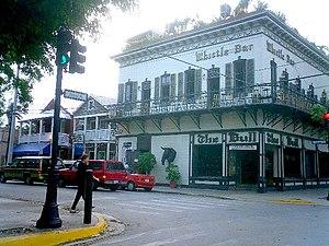 Old Town (Key West) - Image: Bullandwhistlebar