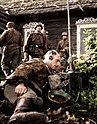 Bundesarchiv Bild 101III-Wiegand-114-03, Russland, Funker auf Gefechtsstand Recolored.jpg
