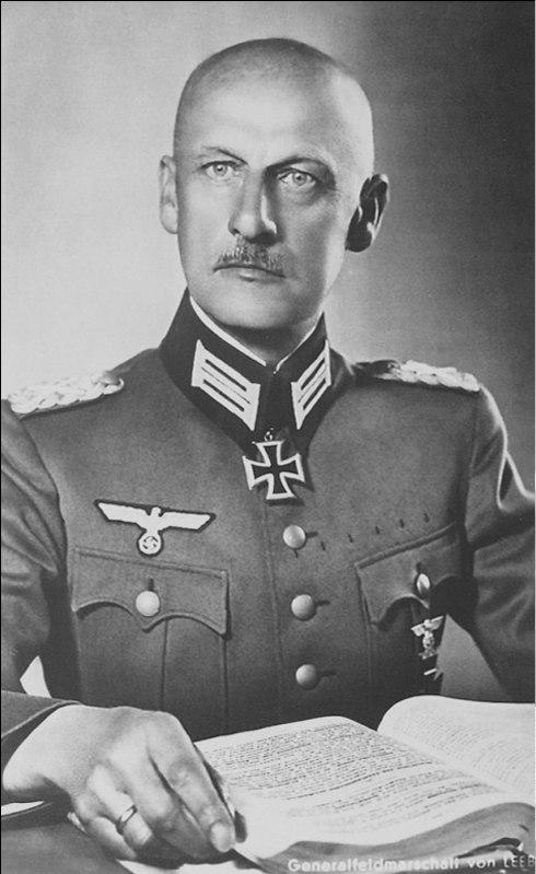 Bundesarchiv Bild 146-1969-048B-01A, Wilhelm Ritter von Leeb