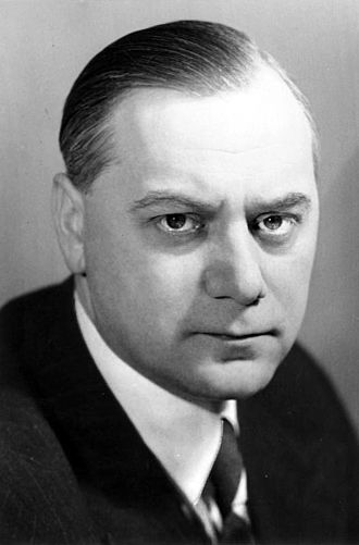 Knight, Death and the Devil - Nazi theorist and ideologue Alfred Rosenberg