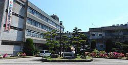 Bungotakada city hall.JPG