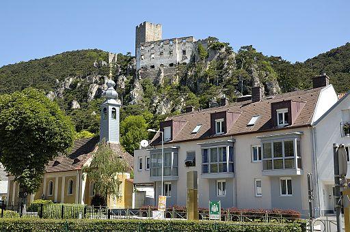 Burg Rauhenstein in Baden 14