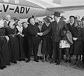 Burgemeester van Urk G. Keijzer vertrekt uiteindelijk naar Argentinie om de bela, Bestanddeelnr 905-0152.jpg