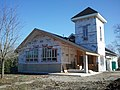 Burns Presbyterian Church Ashburn Ontario renovation 2012.jpg
