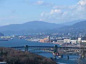 Burrard Inlet and the Second Narrows.JPG