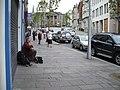 Busking, High Street, Omagh - geograph.org.uk - 569903.jpg