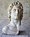 Bust of the Sun-God Helios - Museum of the Ancient Agora - Joy of Museum.jpg
