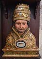Bust reliquiari de sant Anicet, Monestir de la Trinitat de València.JPG