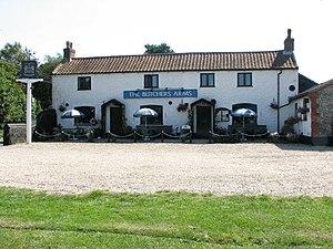 East Ruston - Image: Butchers Arms, East Ruston