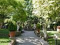 Buti, villa medicea, giardino 14.JPG
