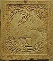 Byzantine Panel 13th Century Griffin (10335802375).jpg