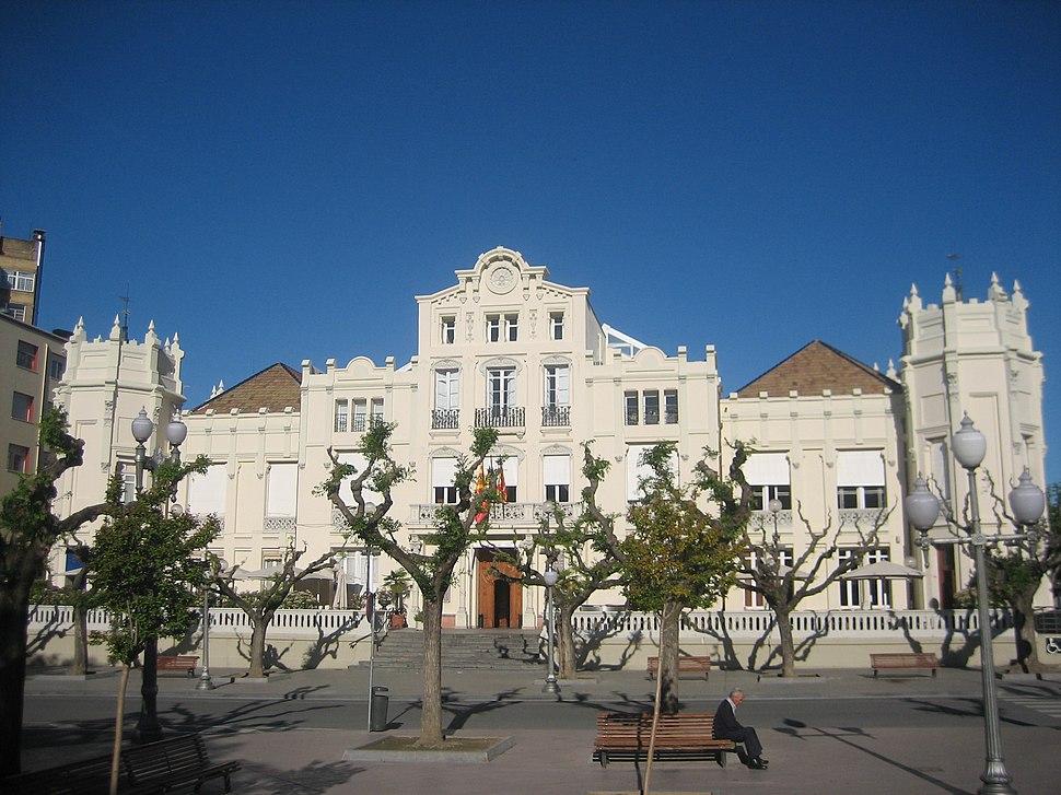 Casino de Huesca.